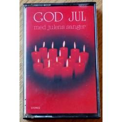 God jul - Med julens sanger (kassett)