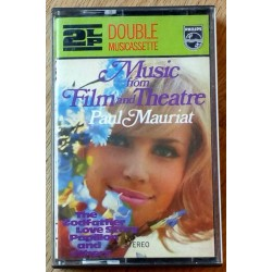 Music from Film and Theatre - Paul Mauriat (kassett)
