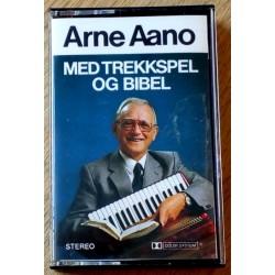 Arne Aano: Med trekkspel og bibel (kassett)