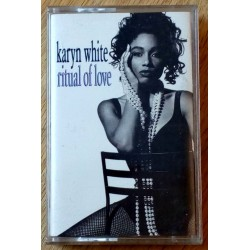 Karyn White: Ritual of Love (kassett)
