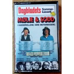 Dagbladets Sommerkassett - Mølje og Sodd (kassett)