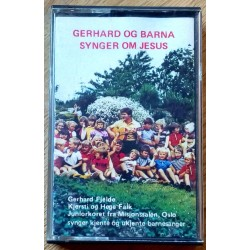Gerhard og barna synger om Jesus (kassett)