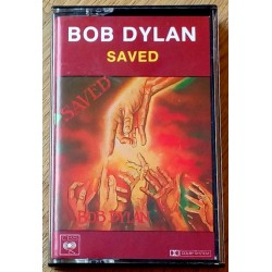 Bob Dylan: Saved (kassett)
