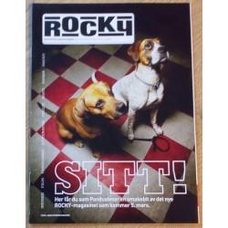 Rocky - Reklamebilag for nytt magasin
