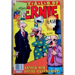 Ernie: 1997 - Nr. 9 - Arnold som høyre-ekstremist!