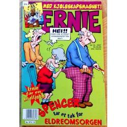 Ernie: 1997 - Nr. 10 - Spencer tar et tak for eldreomsorgen