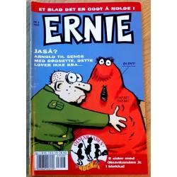 Ernie: 2004 - Nr. 3 - Et blad det er godt å holde i