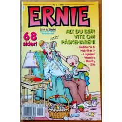 Ernie: 2002 - Nr.2 - Alt du bør vite om påskeharen!