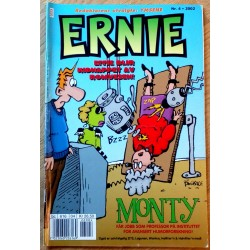 Ernie: 2002 - Nr.4 - Effie blir kidnappet av romvesen!