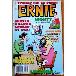 Ernie: 2002 - Nr. 8 - Mister Kvakko legger et egg!
