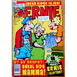 Ernie: 1999 - Nr. 6 - Ut av skapet: Onkel Sids mamma!