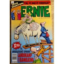 Ernie: 1996 - Nr. 8 - Landskamp i elgmelking