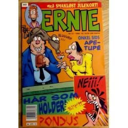 Ernie: 1998 - Nr. 12 - Med smakløst julekort