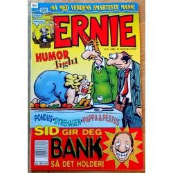 Ernie: 1996 - Nr. 4 - Sid gir deg bank så det holder!