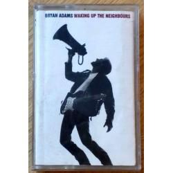 Bryan Adams: Waking Up The Neighbours (kassett)