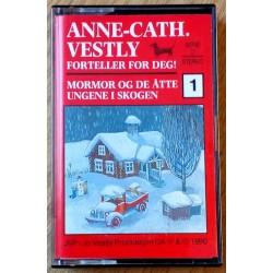 Anne-Cath. Vestly forteller for deg! - Mormor og de åtte ungene i skogen - Nr. 1 (kassett)