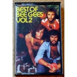 Best of Bee Gees Volume 2 (kassett)