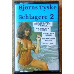 Bjørns Tyske Schlagere Vol. 2 (kassett)