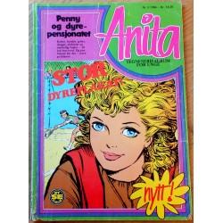 Anita: 1984 - Nr. 3 - Tegneseriealbum for unge