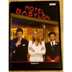 Hotel Babylon - Sesong 1 - Episode 3 og 4 (DVD)