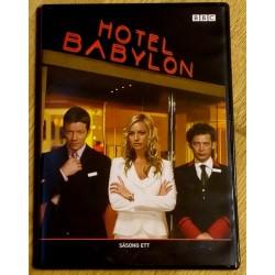 Hotel Babylon - Sesong 1 - Episode 1 og 2 (DVD)