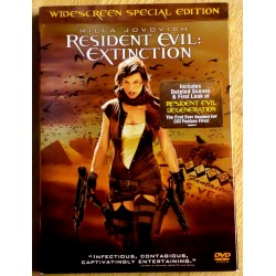 Resident Evil: Extinction - Widescreen Special Edition (DVD)