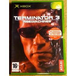 Xbox: Terminator 3 - Rise of the Machines (Atari)