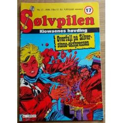 Sølvpilen: 1980 - Nr. 17 - Overfall på Silverstone-ekspressen