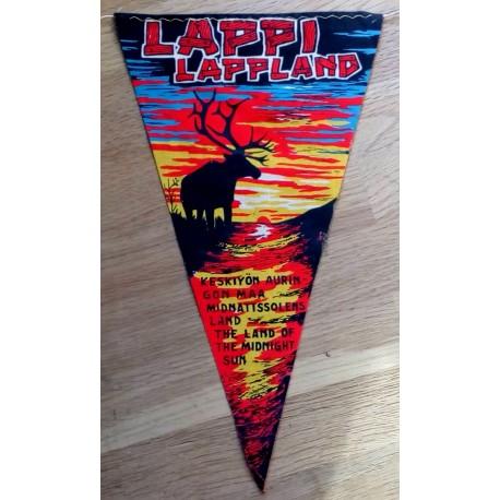 Vimpel: Lappi Lappland