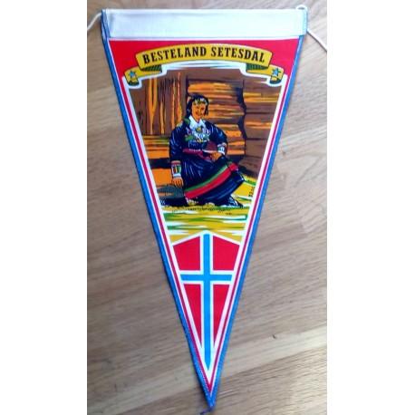 Vimpel: Besteland Setesdal