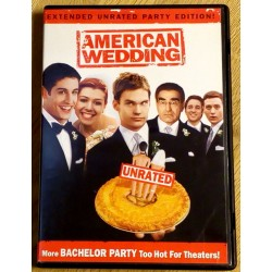 American Wedding - Extended Unrated Party Edition! (DVD)
