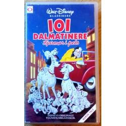 Walt Disney Klassikere: 101 Dalmatinere - Sjarmør i pels (VHS)