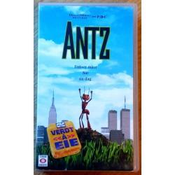 Antz - Enhver maur har sin dag (VHS)