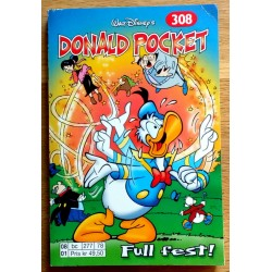 Donald Pocket: Nr. 308 - Full fest!