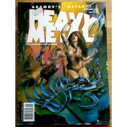 Heavy Metal: 1994 - September - Adamov's Dayak
