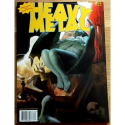 Heavy Metal: 1998 - Richard Corben Special