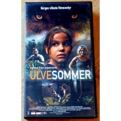 Ulvesommer - Norges villeste filmeventyr (VHS)