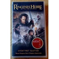 Ringenes Herre: Atter en konge (VHS)