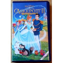 Askepott II - Drømmer blir virkelighet (VHS)