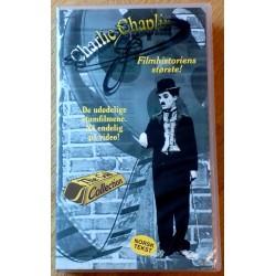 Charlie Chaplins mesterverk - Vol. 5 (VHS)