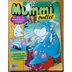 Mummitrollet: 1994 - Nr. 7 - Legenden om Den flygende Hollender