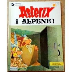 Asterix: Nr. 16 - Asterix i Alpene! - 1. opplag
