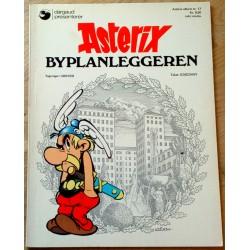 Asterix: Nr. 17 - Byplanleggeren - 1. opplag