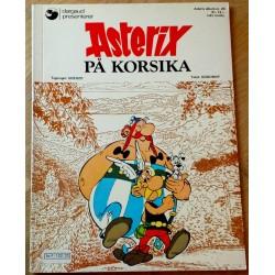 Asterix: Nr. 20 - Asterix på Korsika