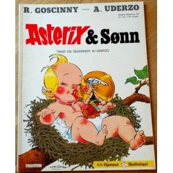 Asterix: Nr. 27 - Asterix & sønn - 1. opplag