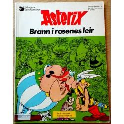 Asterix: Nr. 15 - Brann i rosenes leir