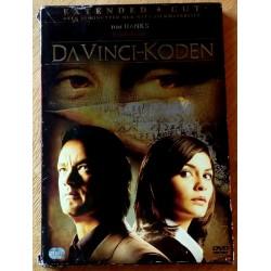 Da Vinci-koden - Extended Cut (DVD)
