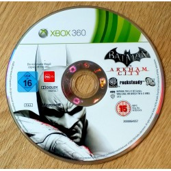 Xbox 360: Batman Arkham City (Rocksteady)