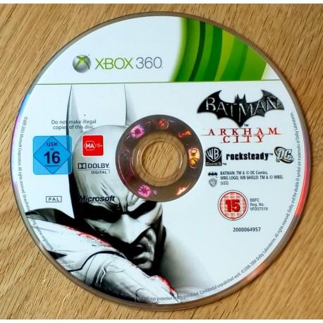 Xbox 360: Batman Arkham City (Rocksteady)