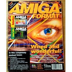 Amiga Format: 1995 - February